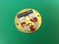 Badge originale NOS Lambretta lions